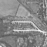 Fairfield and Redland aerial photo 1940s